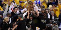 NBA#039;de şampiyon belli oldu
