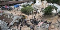 Nepal#039;de ölü sayısı 10 bini bulabilir