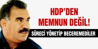 Öcalan HDP'den memnun değil