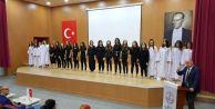 Öğrenciler, Seyahatnamenin Yazarı Evliya Çelebi için Anma Töreni Düzenledi