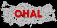 OHAL boyunca taşınması ve nakli yasaklandı