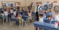 Okul seti Başkan İmamoğlu'ndan