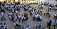 Okulların çevresinde güvenlik uygulaması