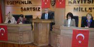 Olağanüstü Meclis Toplantısı gerçekleştirildi