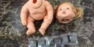 Oyuncak Bebekten Esrar Çıktı