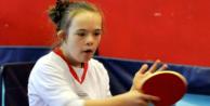Özel Sporcular Masa Tenisi Şampiyonasında Buluştu