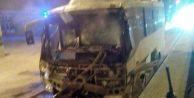 Polis midibüsüne saldırı: 23 yaralı
