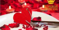 Romantik bir Sevgililer Günü kaçamağı paketi