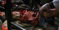 Rus savaş uçakları ölüm yağdırdı