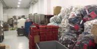 Büyükçekmece#039;de sahte ürün operasyonu