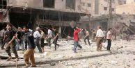 Şam'da vakum bombalı saldırı: 15 ölü