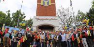 Şampiyon Fenerbahçenin bayrağı Büyükçekmecede dalgalanacak!