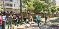 Şanlıurfa Suruç#039;taki patlama anı kamerada