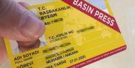 Sarı basın kartı almak isteyenler artık oraya başvuracak!