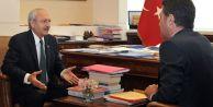 Sarıgül'le CHP liderinin sürpriz buluşması