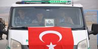 Şehit Jandarma Uzman Çavuş Tosun son yolculuğuna uğurlandı
