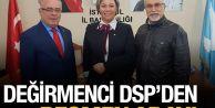 Selami Değirmenci DSP#039;den resmen aday