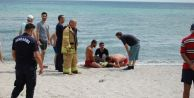 Silivri#039;de boğulma tehlikesi geçirirken kurtarılan çocuk hastanede öldü