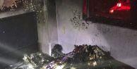 Silivri#039;de Ev Yangını