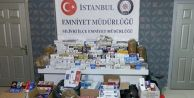 Silivri#039;de Kaçak Sigara Operasyonu