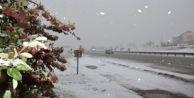 Silivri#039;de Kar Etkili Oluyor