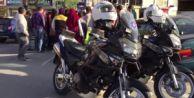 Silivri#039;de Yol Verme Kavgası: 1 Yaralı