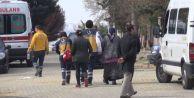 Silivri#039;de Zehirlenen Definecilerin Yakınlarının Bekleyişi Sürüyor
