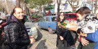 Silivri'de ilginç evlilik teklifi