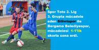 Silivrispor, Keleci Sahih'e takıldı: 1-1