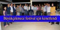 Siyasi partilerden festivale destek