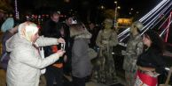 Sokak Tiyatrocuları, Sokakta Destek İstedi