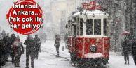 Son dakika haberi: İstanbul#039;da kar ne zaman yağacak? İşte o tarih