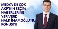 Sosyal medya İmamoğlu#039;nu, medya AKP#039;yi konuşuyor!