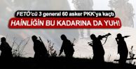 Sözcü: 3#039;ü general 60 darbeci subay Kandil#039;e gidip PKK#039;ya sığındı