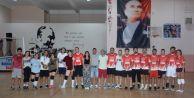 Spor Tutkunlarının Heyecanla Beklediği Voleybol Turnuvası Başladı