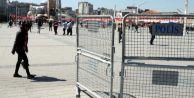 Taksim#039;de 1 Mayıs ablukası hazırlığı