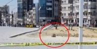 Taksim#039;de bomba paniği