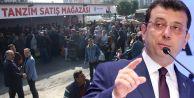 Tanzim Kuyruğuyla Alay Eden CHP#039;lilere İmamoğlu#039;ndan Tepki: Yanlış Buluyorum!