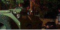 Tatvan#039;da emniyet müdürlüğüne taciz ateşi