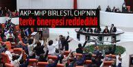 TBMM#039;de olağanüstü toplantı: Komisyon önerisi reddedildi
