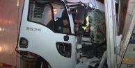 TEM#039;de feci kaza: 1 ölü 2 yaralı