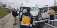 TEM Hadımköy Gişeler#039;de kaza: 1 kişi öldü