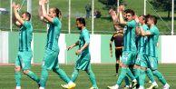 Tepecikspor, Altay maçı için tek yürek oldu
