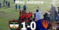 Tepecikspor, Karacabey Birlikspor 'u devirdi... 1-0