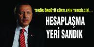 Terör örgütü Kürtlerin temsilcisi değildir