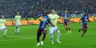 Trabzonspor evinde Fenerbahçe#039;yi devirdi