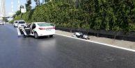 Trafik tartışması cinayetle sonuçlandı... TEM'de kurşun yağdırdı