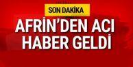 TSK açıkladı: 8 asker şehit, 13 yaralı