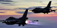 TSK#039;dan Irak#039;ın kuzeyine hava harekatı
