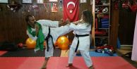 Türk Bayrağı Brezilyada Dalgalanıyor